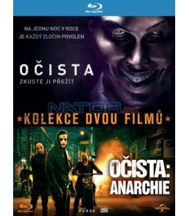 OČISTA + OČISTA: ANARCHIE (2X BD) - Blu-ray