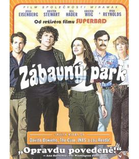Zábavný park (Adventureland) DVD