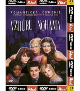 Vzhůru nohama (Head Over Heels) DVD