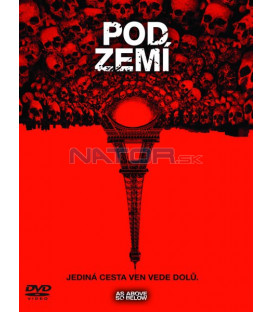 Pod zemí (As Above, So Below) DVD