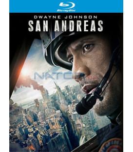 San Andreas Blu-ray