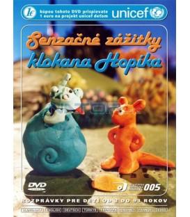 Senzačné zážitky klokana Hopíka DVD