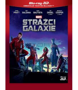 Strážci Galaxie 2014 (Guardians of the Galaxy) 2BD (3D+2D) - Blu-ray