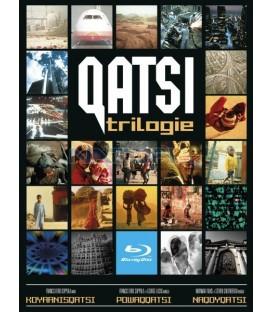 QATSI trilogie 3BD Blu-ray