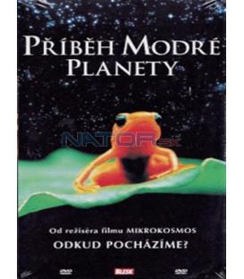 Příběh Modré planety (Genesis) DVD