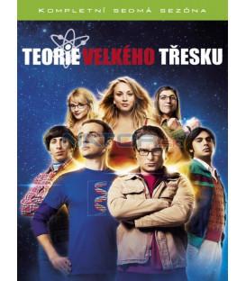 Teorie velkého třesku 7.série 3DVD (Big Bang Theory Season 7)