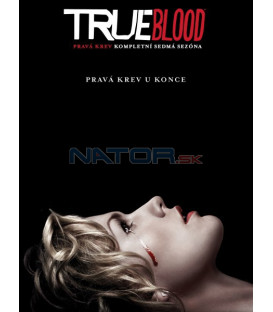 True Blood - Pravá krev 7. série 4DVD (True Blood Season 7) DVD
