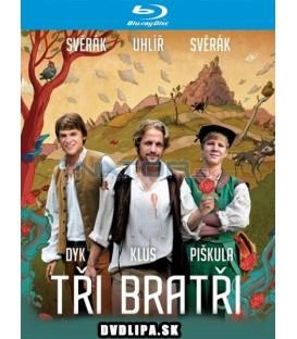 Traja bratia Blu-ray