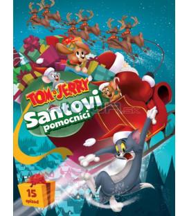 Tom a Jerry: Santovi pomocníci (Tom & Jerrys Santas Little Helpers) DVD