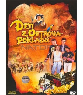 Děti z ostrova pokladů (Treasure Island Kids: The Battle of Treasure Island) DVD
