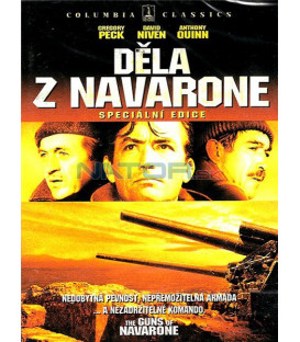 Děla z Navarone (The Guns of Navarone) DVD