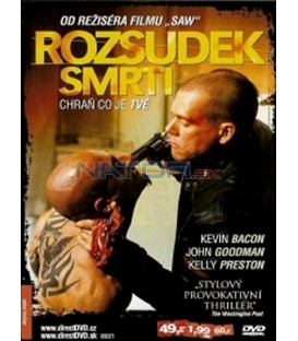 Rozsudek smrti (Death Sentence) DVD