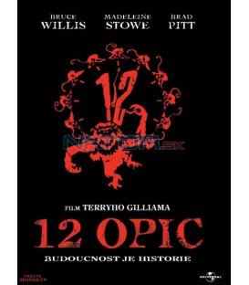 12 opic (Twelve Monkeys) DVD