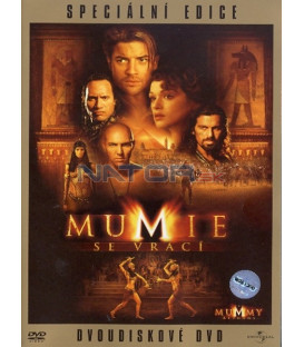 Mumie se vrací (Mummy Returns, The) DVD