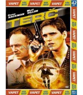 Terč (Target) DVD