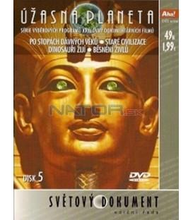 Úžasná planeta 5 DVD