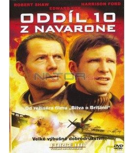 Oddíl 10 z Navarone (Force 10 from Navarone) DVD
