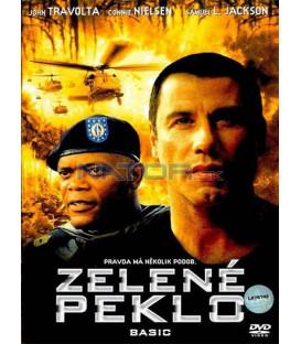 Zelené peklo (Basic) DVD