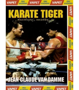 Karate Tiger: Neustupuj, nevzdávej se(No Retreat, No Surrender) DVD