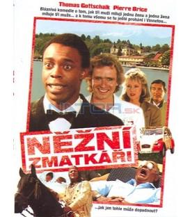 Nežní Zmätkári (Zärtliche Chaoten) DVD