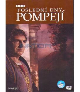 Poslední dny Pompejí (Pompeii the last Day) DVD