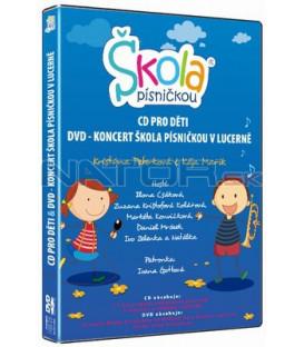 Škola písničkou CD+DVD