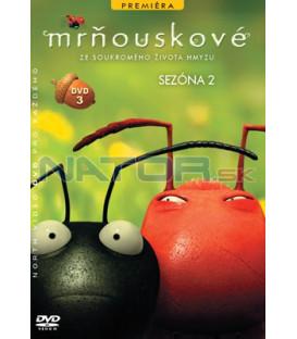 Mrňouskové 03 DVD