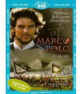 Marco Polo - 5. a 6. část (Marco Polo) DVD