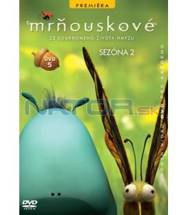 Mrňouskové 05 DVD