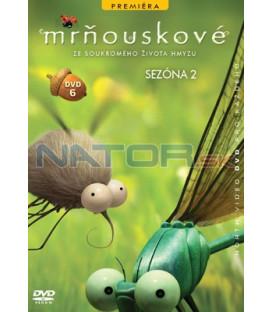 Mrňouskové 06 DVD