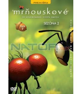 Mrňouskové 07 DVD