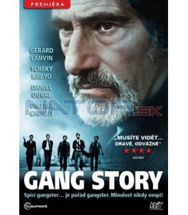 Gang Story DVD