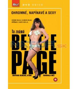 Ta známá Bettie Page DVD