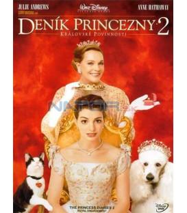 Deník princezny 2: Královské povinnosti (The Princess Diaries 2: Royal Engagemen)