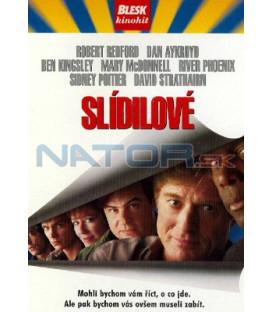 Slídilové DVD