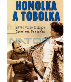 Homolka a tobolka DVD