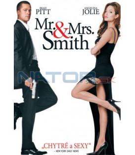 Mr. & Mrs. Smithovi DVD