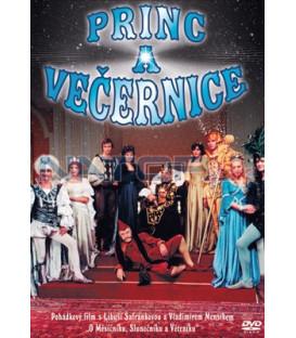 Princ a Večernice DVD