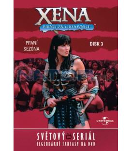Xena 1/03 DVD- XENA 03