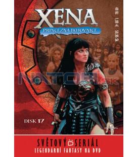 Xena 2/17 DVD- XENA 17
