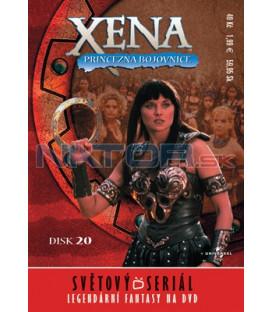 Xena 2/20 DVD- XENA 20