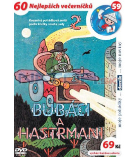 Bubáci a hastrmani 02 DVD
