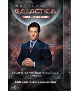 Battlestar Galactica 4/31