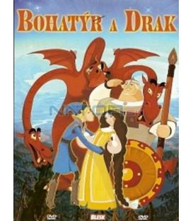 Bohatýr a drak / Dobryňa Nikitič a tříhlavý drak (Dobryňa Nikitič i zmej Gorynyč) DVD