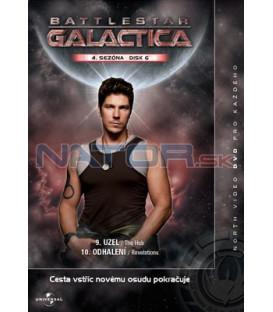 Battlestar Galactica 4/33