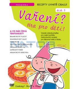 Vaření? Hra pro děti 05 DVD