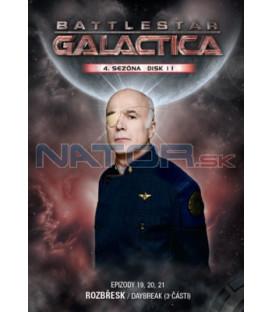 Battlestar Galactica 4/38