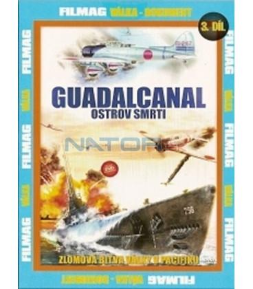 Guadalcanal - Ostrov smrti - 3. díl  DVD (Guadalcanal - The Island of Death)