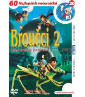 Broučci 02 DVD