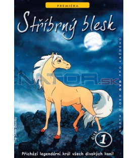 Stříbrný Blesk 01 DVD